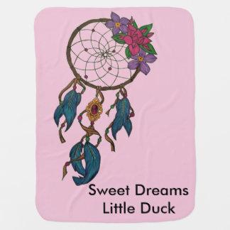 Cobertor Para Bebe Cobertura dos sonhos doces