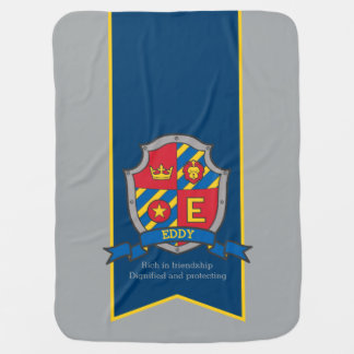 Cobertor Para Bebe Cobertura feita sob encomenda do significado do