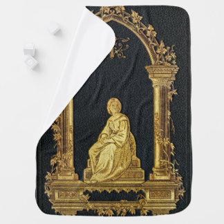 Cobertor Para Bebe Mulher de Falln na capa do livro do ouro