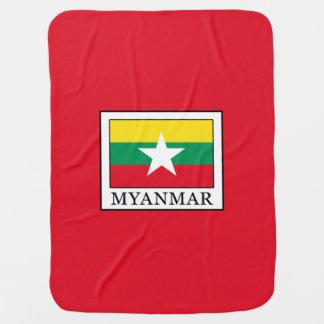 Cobertor Para Bebe Myanmar