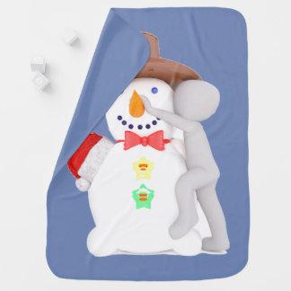 Cobertor Para Bebe Natal