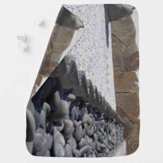 Cobertor Para Bebe Pedras
