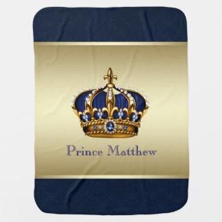 Cobertor Para Bebe Príncipe
