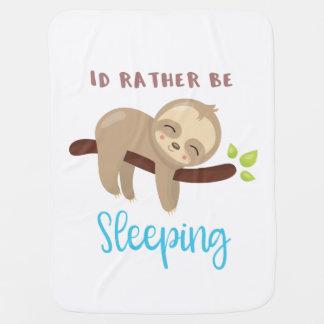 Cobertor Para Bebe Sono da preguiça