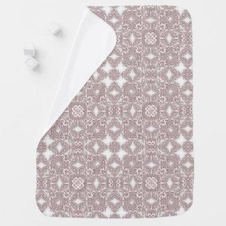 Cobertor Para Bebe teste padrão do estilo do victorian