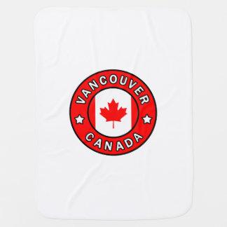 Cobertor Para Bebe Vancôver Canadá
