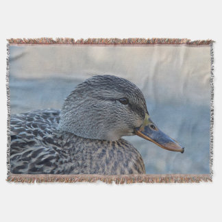Cobertor Pato do pato selvagem