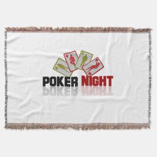 Cobertor Póquer do casino