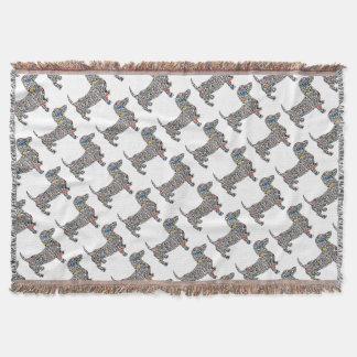 Cobertor Psicadélico-Chita-Doxie