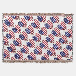 Cobertor Quarto do 4 de julho