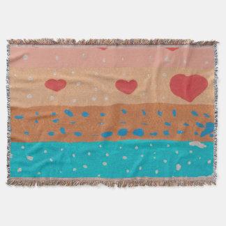 Cobertor Sementes da cobertura do lance do amor