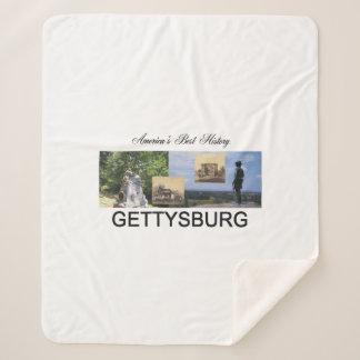 Cobertor Sherpa ABH Gettysburg