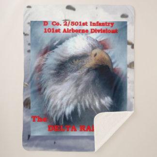Cobertor Sherpa INCURSORES do DELTA com EAGLE