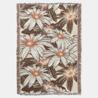Cobertor Sonhos florais #12 em Susiejayne