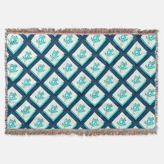 Cobertor Tartaruga azul
