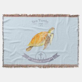 Cobertor Tartaruga-Marinha | Sea Turtle