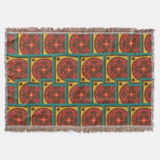 Cobertor Teste padrão da tapeçaria