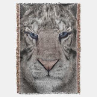 Cobertor Tigre branco