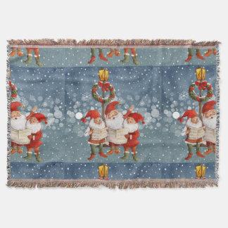 Cobertor Trio de duendes do canto