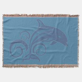 Cobertor Um golfinho