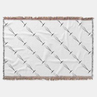 Cobertor V vidro dado forma