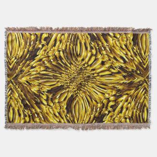 Cobertura do lance da arte 13 do Fractal Throw Blanket
