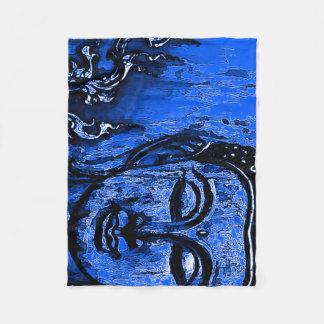 Cobertura do velo da pérola de Buddha Cobertor De Velo