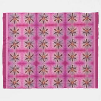 Cobertura do velo da tulipa, grande cobertor de lã