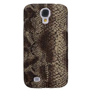 Cobra Brown 3G/3GS Galaxy S4 Cases