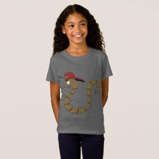 Cobra do bombeiro camiseta