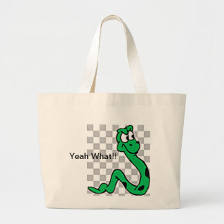 Cobra do humor bolsas para compras