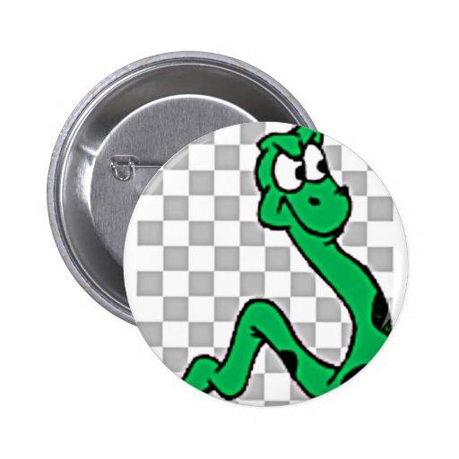 Cobra do humor botons