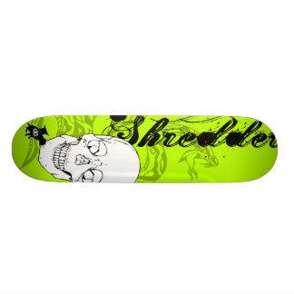 Cobra do Shredder Shape De Skate 21,6cm