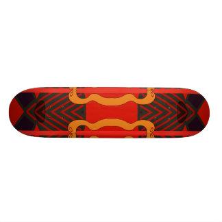Cobras de fala shape de skate 18,1cm