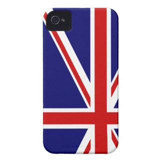 Cobrir 4s original do iPhone 4 de Union Jack Capinha iPhone 4