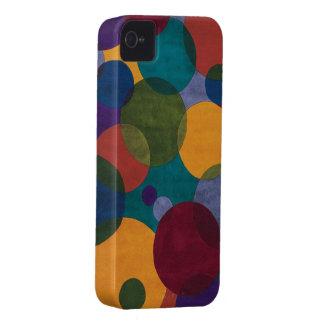 Cobrir abstrato colorido das capas de iphone dos