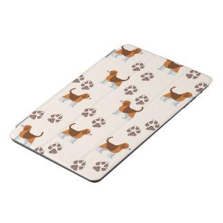 Cobrir bonito da tabuleta do cão capa para iPad mini