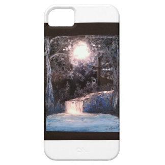 Cobrir bonito do iPhone do cenário da natureza Capas Para iPhone 5