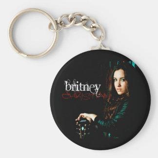 Cobrir CD cristão de Britney Chaveiro
