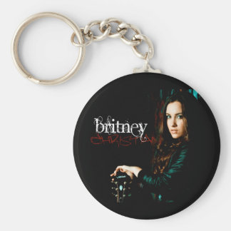 Cobrir CD cristão de Britney Chaveiros