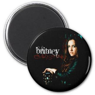 Cobrir CD cristão de Britney Imã