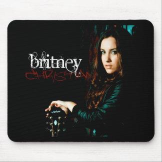 Cobrir CD cristão de Britney Mousepad