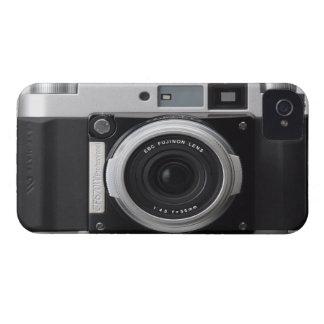 Cobrir clássico da caixa da câmera do vintage capa para iPhone