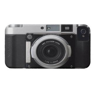 Cobrir clássico da caixa da câmera do vintage capa para iPhone 4 Case-Mate