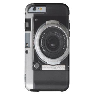 Cobrir clássico da caixa da câmera do vintage capa tough para iPhone 6