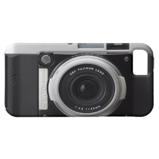 Cobrir clássico da caixa da câmera do vintage capas para iPhone 5
