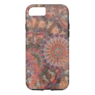 Cobrir colorido lapidado do iPhone das rodas Capa iPhone 7