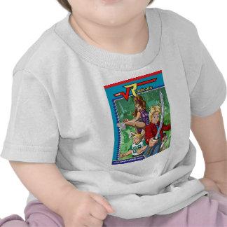 Cobrir da ativação dos radicais tshirts