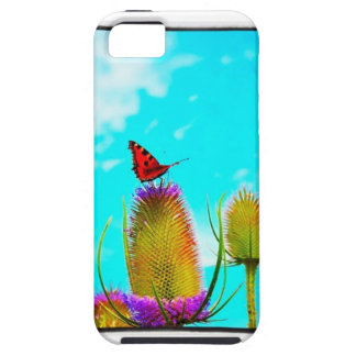 cobrir da borboleta para o iphone do ipad capa tough para iPhone 5