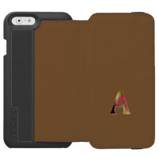 Cobrir da carteira do iPhone 6/6s do estilo de Capa Carteira Incipio Watson™ Para iPhone 6